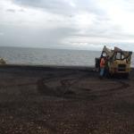 Barge Bulk Material Handling
